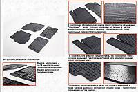 Mitsubishi Outlander резиновые коврики Stingray Premium
