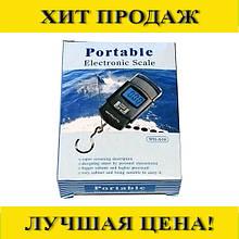 Цифровые электронные весы-кантер wh-a08 (до 50 кг)