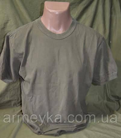 Армейские футболки в расцветке олива (BW)  , бу, оригинал