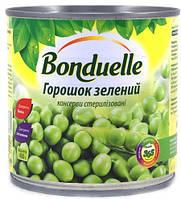 Акція -15% Зеленый горошек Bonduelle, жестяная банка, 400 г