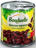 Акція -15% Фасоль Bonduelle красная, жестяная банка, 425 мл