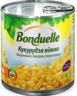 Акція -15% Кукуруза Bonduelle нежная, жестяная банка, 340 г