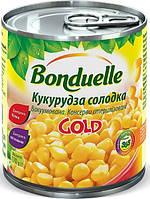 Акція -15% Кукуруза Bonduelle Gold сладкая, жестяная банка, 340 г