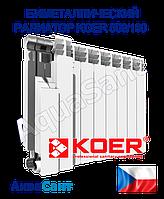 Биметаллический радиатор 500/100 KOER