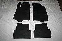 Chevrolet Aveo 2011 резиновые коврики Stingray