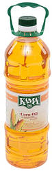 Акція -20% Масло Кама Кукурузное рафинированное дезодорированное, 1620 г, пластиковая бутылка, 1800 мл