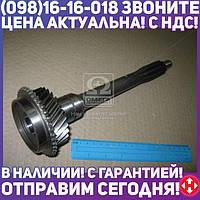 ⭐⭐⭐⭐⭐ Вал первичный КПП ГАЗ 3302 не в сборе  (двс Cummins ISF 2,8), L=310мм Z=26 (про-во ГАЗ)