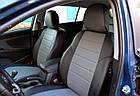Чехлы на сиденья Рено Меган 2 (Renault Megane 2) (универсальные, кожзам, с отдельным подголовником), фото 6