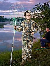 Детский костюм Лесоход Рыбак OUTDOOR камуфляж Дубок, фото 2