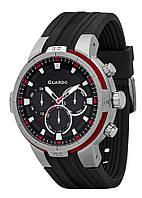 Часы мужские Guardo 11149-1 черно-серые