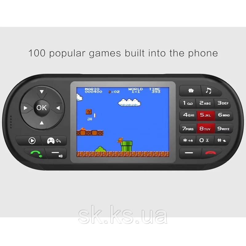 Servo gamerphone - первый игрофон