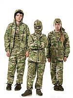 Костюм детский Лесоход для мальчиков камуфляж Мультикам
