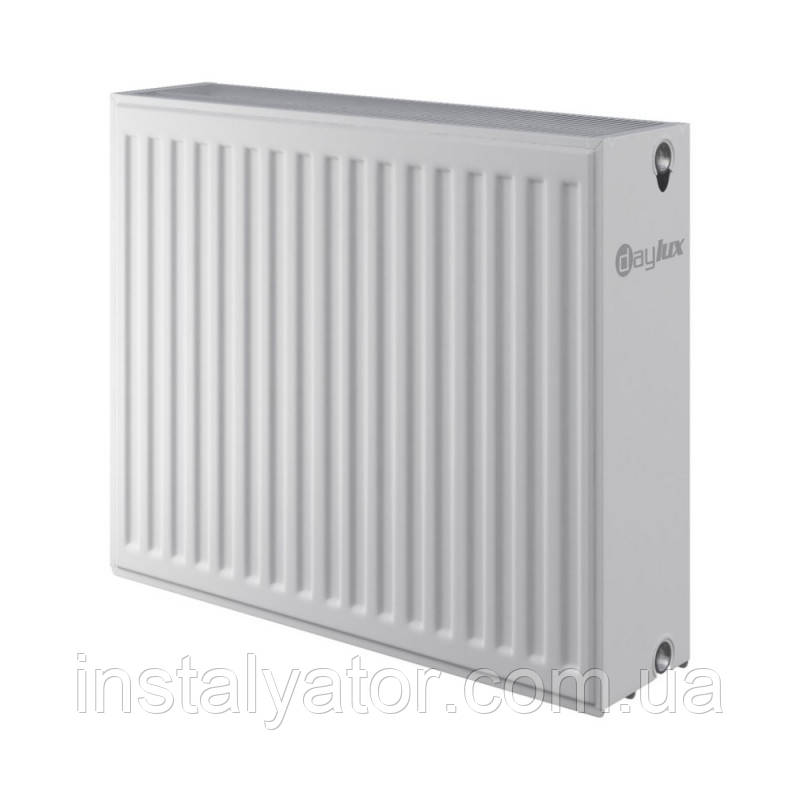 Радиатор Daylux класс33 низ 300H x0400L стал. (1)