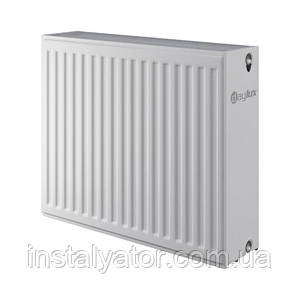 Радиатор Daylux класс33 низ 500H x1000L стал. (1)