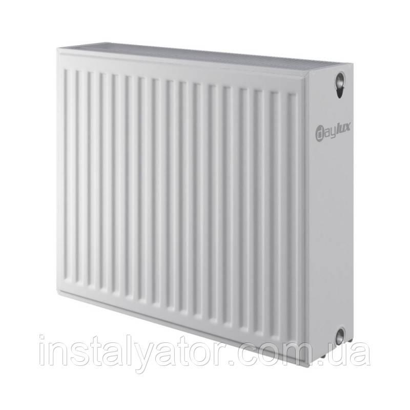 Радиатор Daylux класс33 низ 500H x0400L стал. (1)
