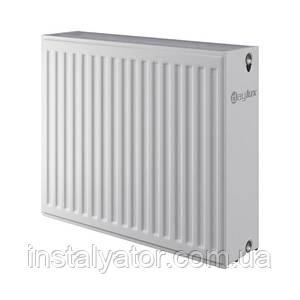 Радиатор Daylux класс33 низ 600H x1000L стал. (1)
