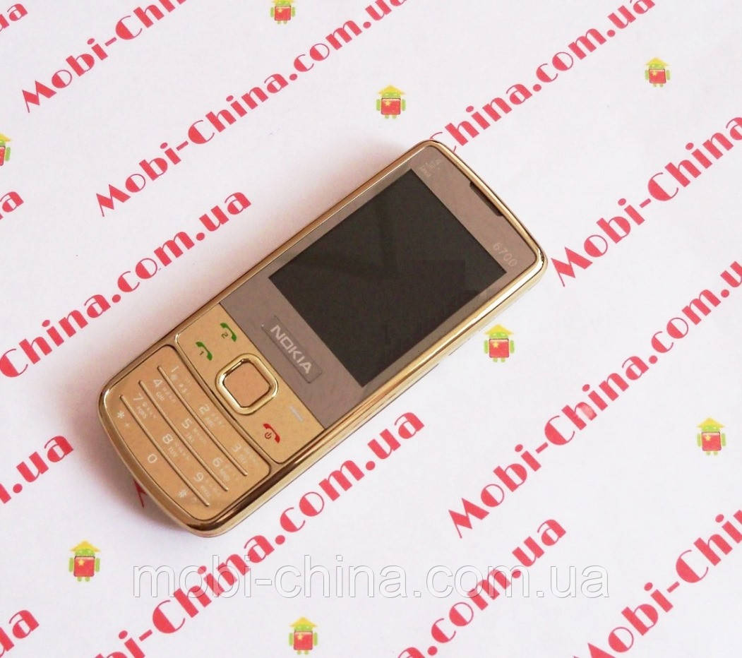 Копия Nokia 6700 gold  Hope 6700