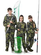 Детский камуфляж костюм для мальчиков Лесоход цвет Чешский Лес, фото 2