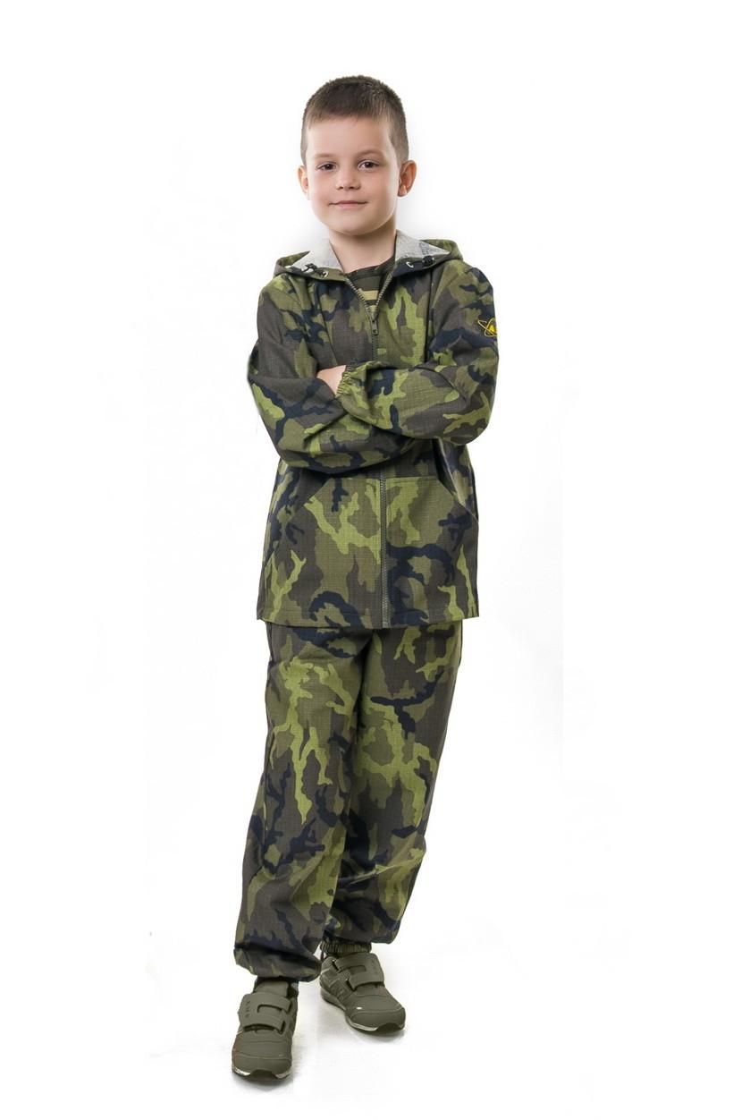 Детский камуфляж костюм для мальчиков Лесоход цвет Чешский Лес
