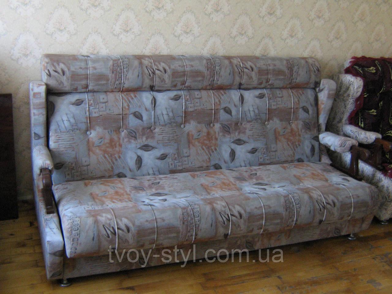 Перетяжка мягкой мебели денепропетровск