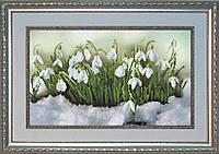 Набор для вышивки крестом КиТ 60112 Весенний аккорд 1