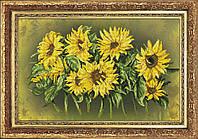 Набор для вышивки крестом КиТ 60412 Солнечный фокстрот 1