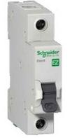 Автомат 1р, 25А, х-ка C cерия  Easy 9 Schneider Electric