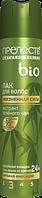 """Лак для волос Прелесть БИО """"Жизненная сила"""" с экстрактом зеленого чая сильная фиксация «3» 160мл"""