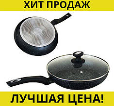 Сковорода EDENBERG EB-4110 26см мрам/кр