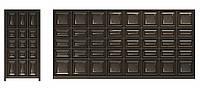 Металлическая филенка для гаражных ворот Vorota-Group VFV
