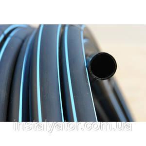 Труба для водоснабжения 2.0 мм PN6 * 32 (ПНД)