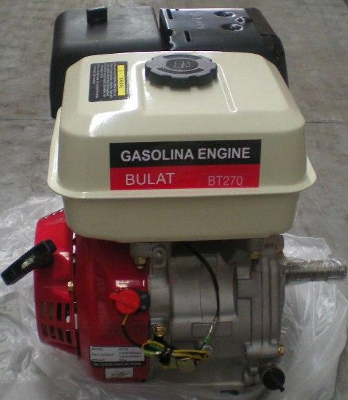 Двигатель Булат BТ177F-Т (HONDA GX270) (шлиц 25 мм, бензин 9л.с.)