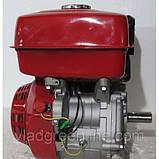 Двигатель Булат BТ177F-Т (HONDA GX270) (шлиц 25 мм, бензин 9л.с.), фото 3