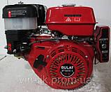 Двигун Булат BТ190FЕ-S (HONDA GX420) (шпонка, бензин 16л.з., електростартер), фото 2
