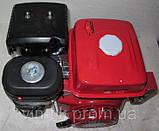 Двигун Булат BТ190FЕ-S (HONDA GX420) (шпонка, бензин 16л.з., електростартер), фото 5