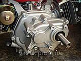 Двигатель Булат BТ190FЕ-L (HONDA GX420) (редуктор 1/2, шпонка, бензин 16л.с., электростартер), фото 4