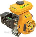 Двигатель бензиновый SADKO GE 100  (2,5 л.с.)+ подарок, фото 2