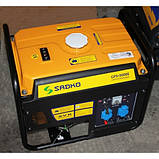 Генератор тока SADKO GPS 3000E (электростартер) + подарок, фото 4
