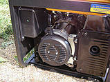Генератор тока SADKO GPS 8000E (электростартер) + подарок, фото 4