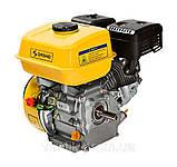 Двигатель бензиновый Sadko GE-200 PRO шлицевой (воздушный фильтр в масляной ванне) ( 6,5 л.с. ), фото 2