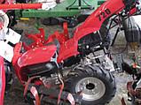 Мотоблок WEIMA WM720 (бензин 6,5 л.с., активная фреза), фото 3