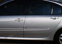 Renault Laguna 2007-2020 Накладки на ручки OmsaLine