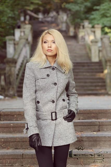 Пальто вареная шерсть Клайд-1