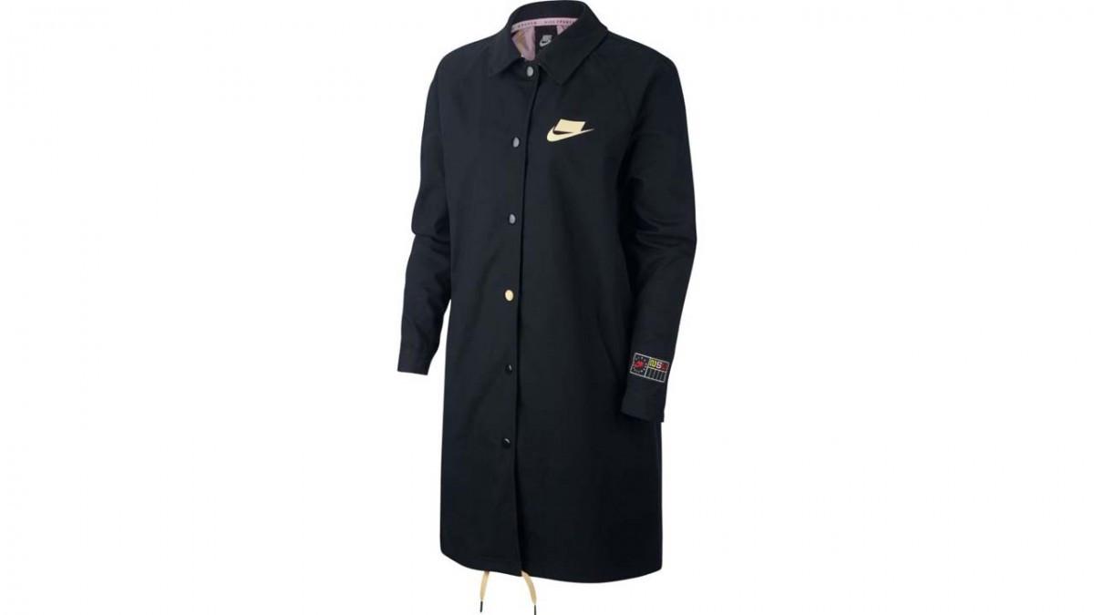Куртки и жилетки женские W NSW NSP JKT CANVAS(02-05-02-02) L