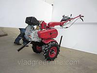 Мотоблок WEIMA WM610Е (дизель 6 л.с., электростартер)4х8 бесплатная доставка