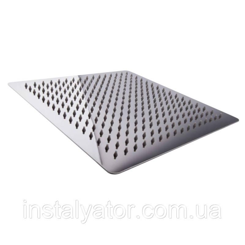 Рotato P104-30 лейка потолочная квадратная 30 см