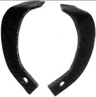 Нож для фрезы 185(для дизельных мотоблоков)