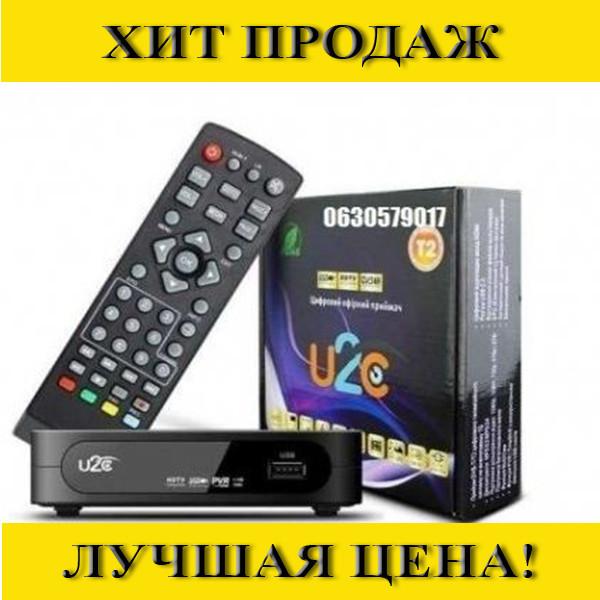 Тюнер T2 (приставка, цифровое tv, ресивер с флешкой Т2)- Новинка