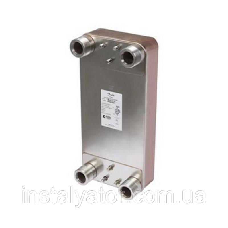 Danfoss Теплообменник ХВ12М-1-80 (004H7550)