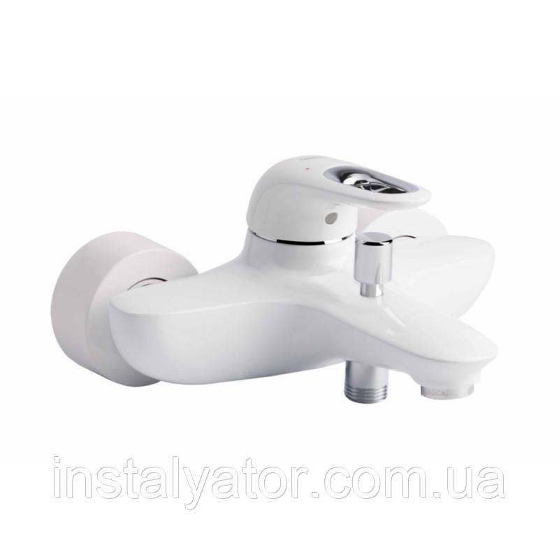 Grohe Eurostyle 33591LS3 смеситель для ванной (белый)